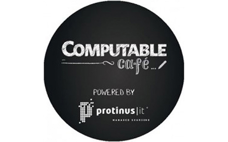 Computable Café op Infosecurity en Data & Cloud Expo, POWERED by Protinus IT