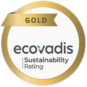 Gold status EcoVadis voor Protinus IT