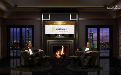 Dutch IT Channel en Protinus IT zetten partners op het virtuele podium tijdens de DIC Awards.